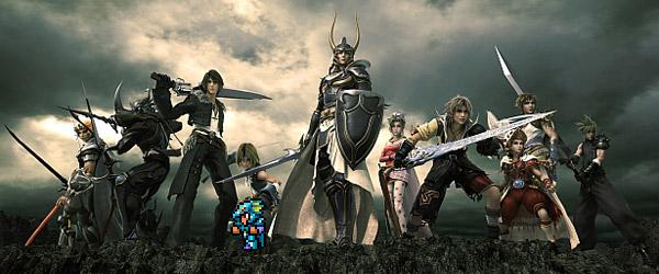 Dissidia 01234 ({[duodecim]}) wtf Final Fantasy