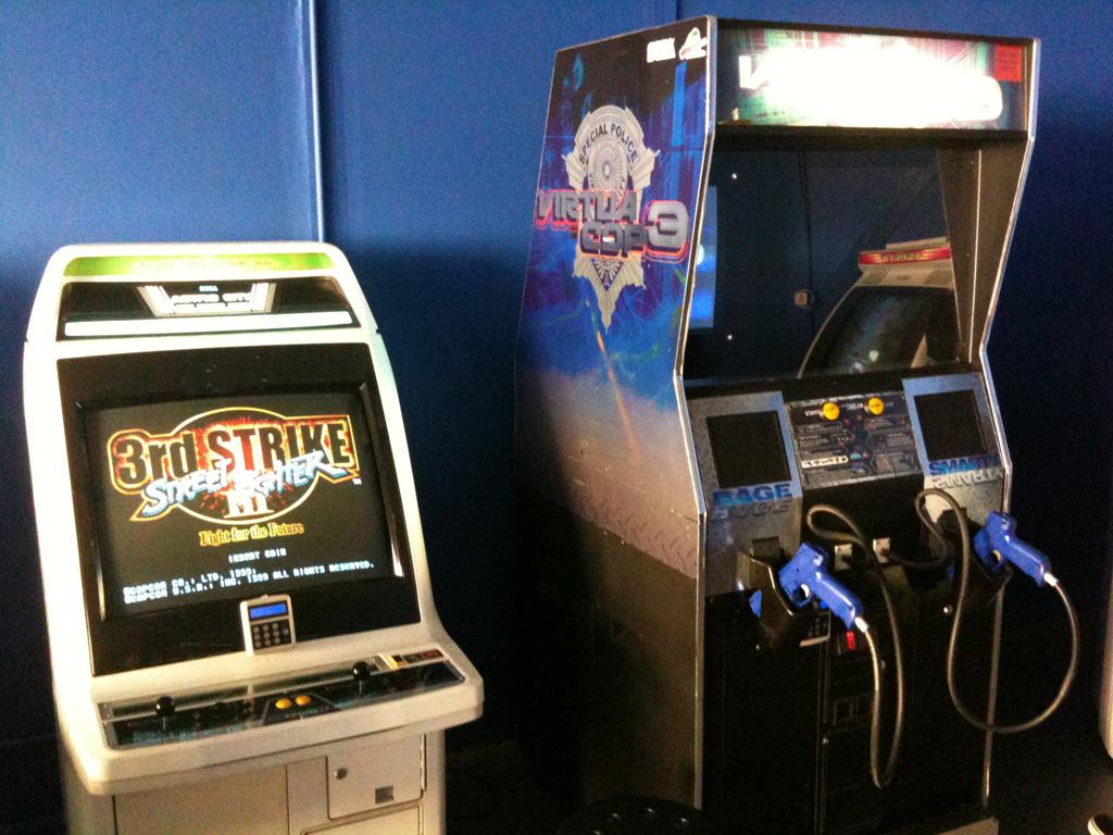 Gamecenter: A new arcade draws near! | Video Game Hangover