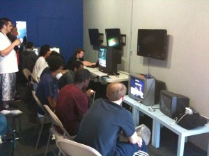 Gamecenter - Smash Bros. tournament