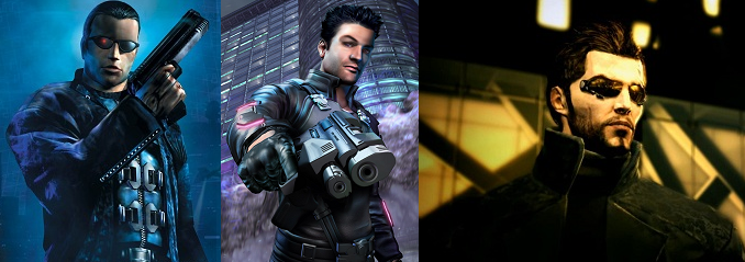 Clearly Deus Ex 2 needed more shades.