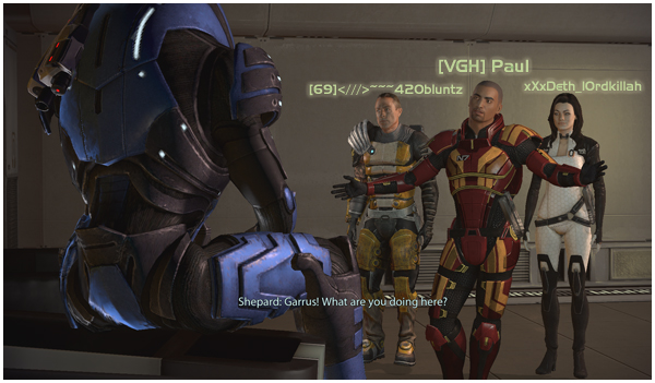 Worst possible outcome for Mass Effect 3 Multiplayer