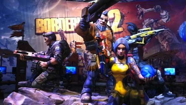 Borderlands 2 at Pax East 2012