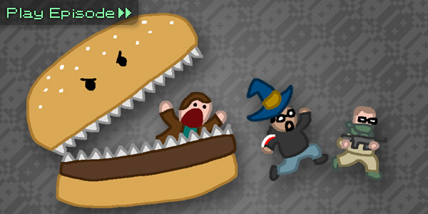 VGH #67: A Japanese Hamburger