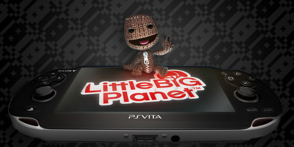 Win LittleBigPlanet for PlayStation Vita!