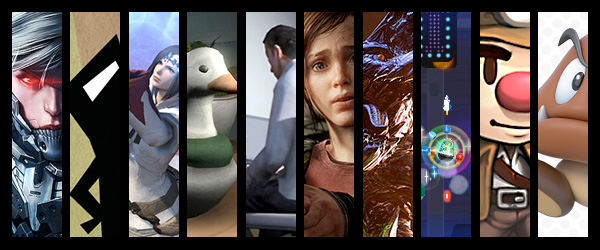 D.J.'s top games in 2013