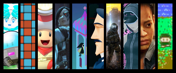 D.J.'s top games of 2014